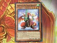 LCJW//SD8 Yugioh NM-M 1st Various Sets- Harpie/'s Pet Baby Dragon Common