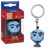 Keychain Genie Metallic US Exclusive Pocket Pop Aladdin RS