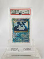 Pokemon 2002 Dewgong Legendary Collection Reverse Foil #40 PSA 10 GEM MINT