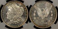 1885-O Error Coins MS{64} PQ