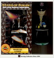 *Pokers Stars Bubble Head-- Poker Star: Marcel Luske