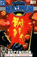 MILLENNIUM (1988 Series) #8 Very Fine Comics Book