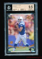 BGS 9.5 ANDREW LUCK 2012 TOPPS PRIME COPPER RC #/350 *POP 3* INDIANAPOLIS COLTS