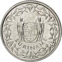 Surinam, 1 Cent 1982, KM 11a