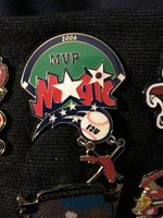 *MVP Magic* Cooperstown Pin *Trading* Dreams park
