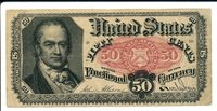 FR1381 50c US Fractional Currency