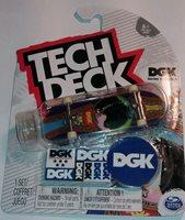 Hot New Tech Deck Ultra Rare Series 11 DGK Stevie Fingerboard Skateboard