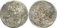 Grossetto 1617 1621 Kroatien Dalmatien Dubrovnik Ragusa Silver