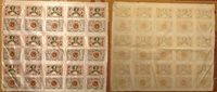 25 mark X 15 Germans Reich Bielefeld Notgeld Notgeld Bielefeld, Stadtsparkasse, 25 mark, 02 04 1922 Seide Cloth
