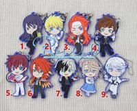 Tales of friends Tales of series VOL4 Rubber Strap Phone Charm Keychain Key Ring