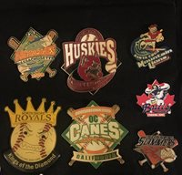 Cooperstown Dreams Park Trading Pins lot Of 6