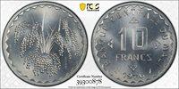 1976 Mali Essai Pattern 10 Francs PCGS SP69 Pop 4/0 Scarce issue *1153*