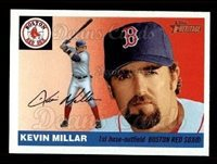 2004 Topps Heritage 462 Kevin Millar Boston Red Sox