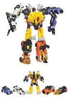 Transformers Combiners 6 Inch Action Figure 5-Pack (2011 Wave 2) - Stunticons