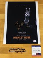 GARY OLDMAN SIGNED 11X14 PHOTO PSA DNA COA AUTOGRAPH DARKEST HOUR AD61959