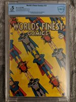 World's Finest 37 CBCS 0.5 Wrapping Paper Cover Superman Batman Robin