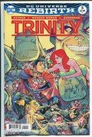 TRINITY #5 - REBIRTH - FRANCIS MANAPUL REGULAR COVER - DC COMICS/2017
