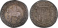 SCOTLAND. Charles I (1637-42) AR 30 Shillings. PCGS XF45. S-5556A.