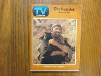 July 8, 1979 Santa Ana, Ca. Register TV Maga (BURT LANCASTER/MOSES-THE LAWGIVER