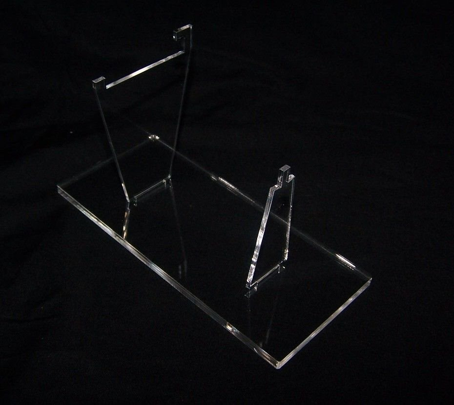 generic acrylic display stand for Diamond Select Star Trek Klingon Bird of Prey