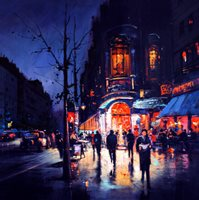 Henderson Cisz – London By Night, Limited Edition