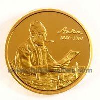 50 Francs, Albert Anker 1831-1910, 2010, Suisse