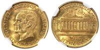McKinley G$1 1916, NGC MS64