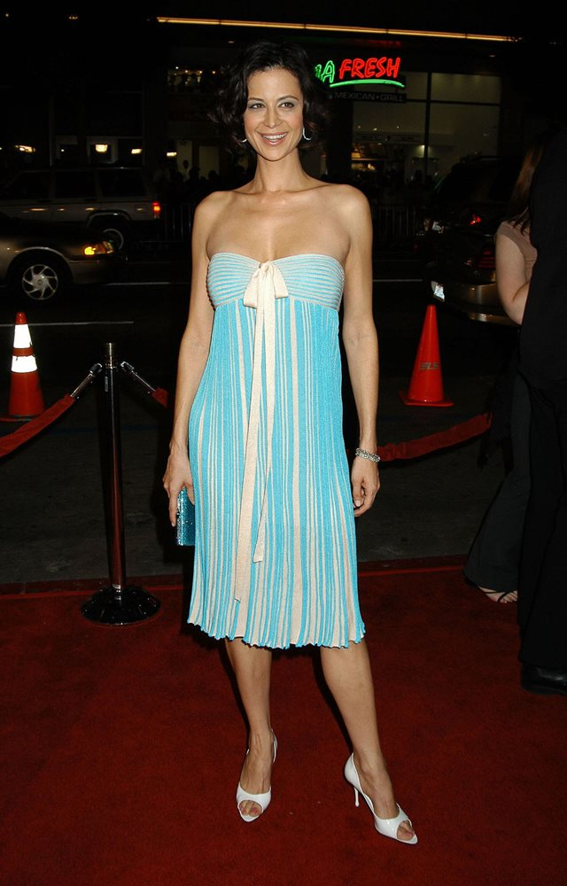 Can recommend catherine bell see through dress pity, that