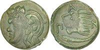 Bronze Æ Coin, Thrace, Chersonesos, Bronze, Chersonesos, Bronze, Sear:1701