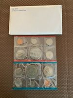 1978 US mint Denver and Phila. uncirculated coin sets.