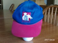 "2000 ""Big Cap"" $1-Million Santa Anita Handicap Adjustable Baseball Hat"