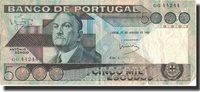 5000 Escudos Portugal Banknote, 1981-01-27, Km:182b