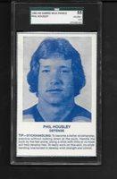 1982-83 Tops Milk Panel Phil Housley XRC SGC 55 Excellent