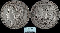 1895-S Morgan Silver Dollar PCGS VF-30