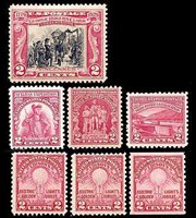 1929 Commemorative Year Set