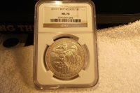 2010 P BOY SCOUTS DOLLAR NGC MS70 .... FREE SHIPPING