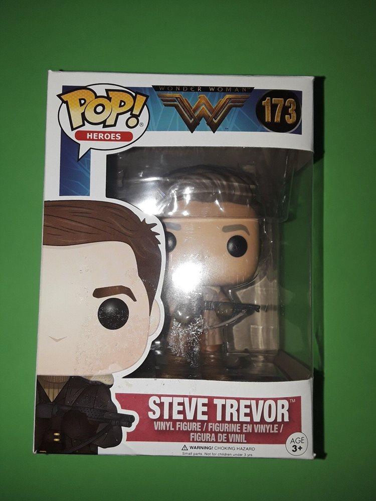 DC Wonder Woman Steve Trevor Funko Pop 173