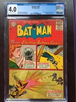 BATMAN #98 1956, Uncommon in high-grade