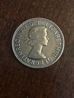 1958 GREAT BRITAIN HALF PENNY COIN - See photos for details
