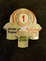 LITTLE LEAGUE PIN: 2016 ORIGINAL LITTLE LEAGUE PIN