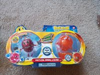 Pac man Panic Spinners pac's palspiral & clyde