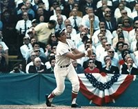 HAWK HARRELSON BOSTON RED SOX UNSIGNED 8x10 PHOTO HORIZONTAL