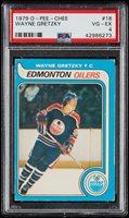 1979 O-Pee-Chee Wayne Gretzky RC No. 18 PSA 4