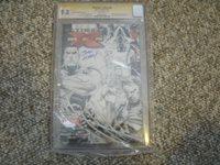 Ultimate X-men #50 Comic Book - Signed - CGC 9.8