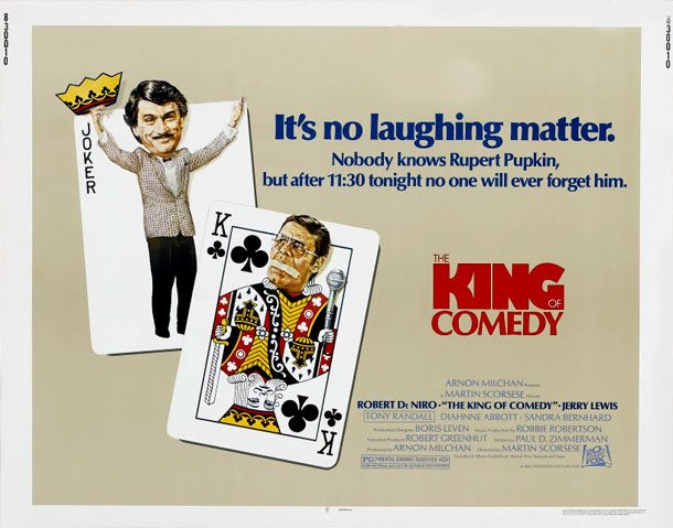 King of Comedy Movie Poster
