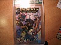 1997 Wizard Ace WildCats #15 Comic Book - Signed COA - NM/MT 9.8