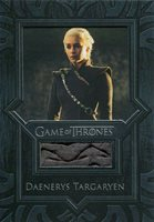 Game Of Thrones Inflexions Relic Chase Card VR7 Daenerys Targaryen