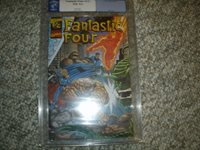 Fantastic Four #1/2 (1998, Marvel / Wizard) CGGROUP NM 9.4 w/COA