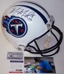 Marcus Mariota - Autographed Official Full Size Riddell Authentic Proline Football Helmet - Tennessee Titans - PSA/DNA