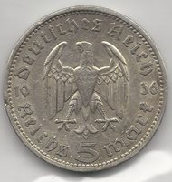 ✯ German WW2 Rare Coins ✯ 1 Pf Copper 1 Pf Zinc 5 Pf Brass ✯ Great Investment